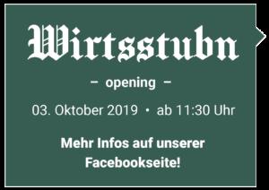 Brands Wirtsstubn Grand Opening